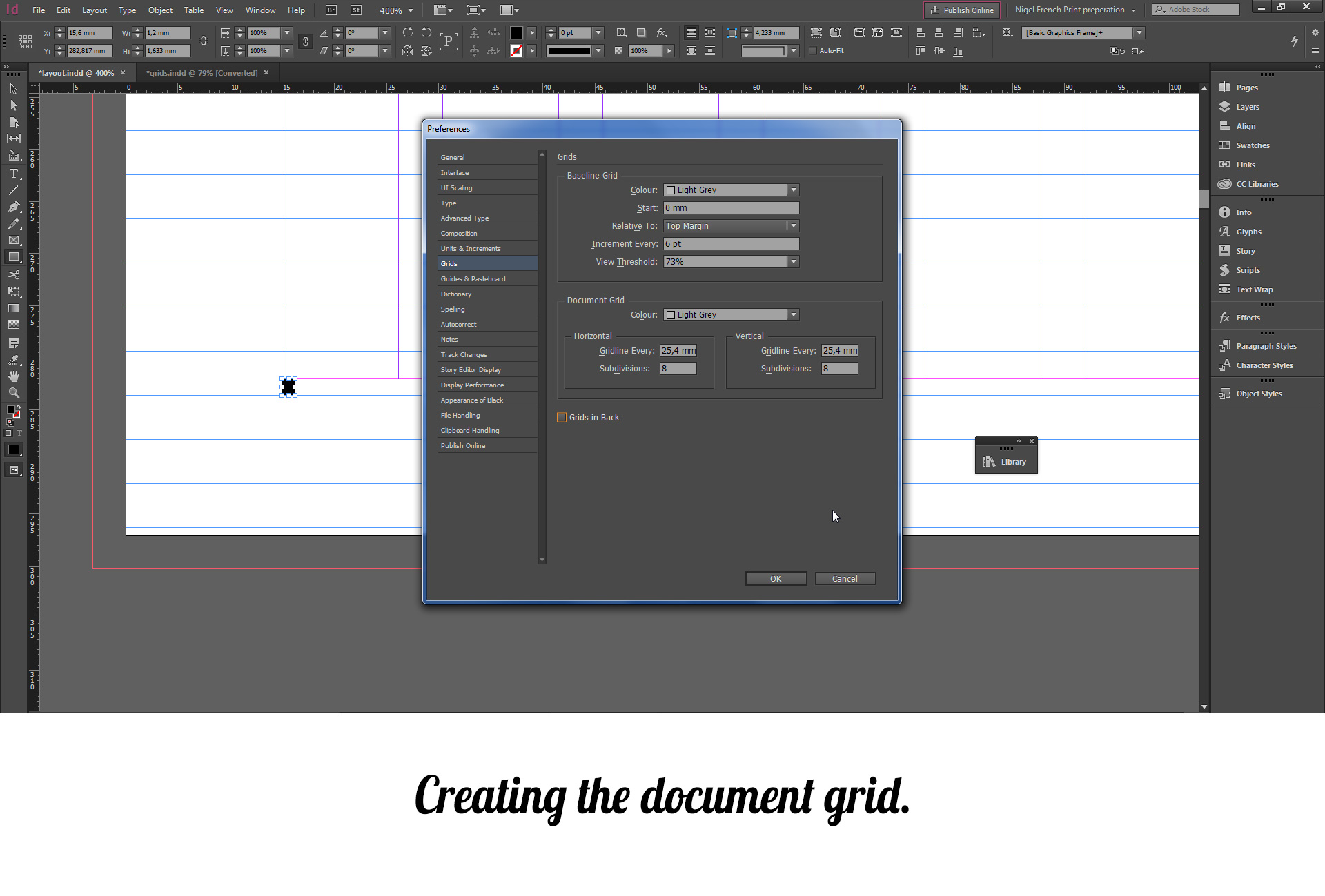 creating-the-document-grid