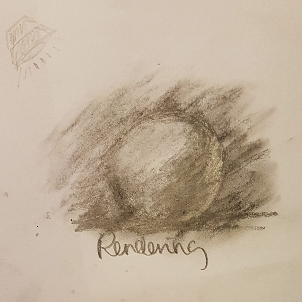 Learning Activity – Sketching Techniques