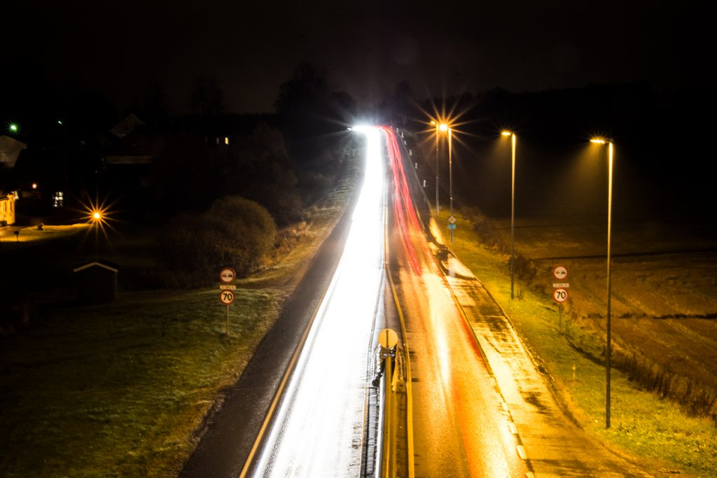 Learning Activity – Fun With Slow Shutter Speeds