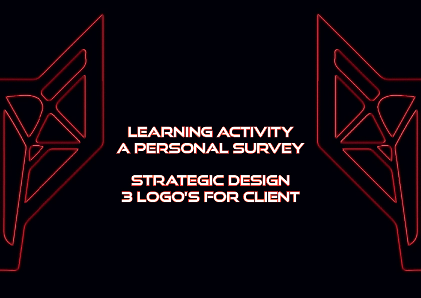 Learning Activity – A personal survey